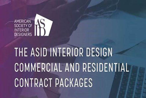 ASID Commercial and Residential Contracts